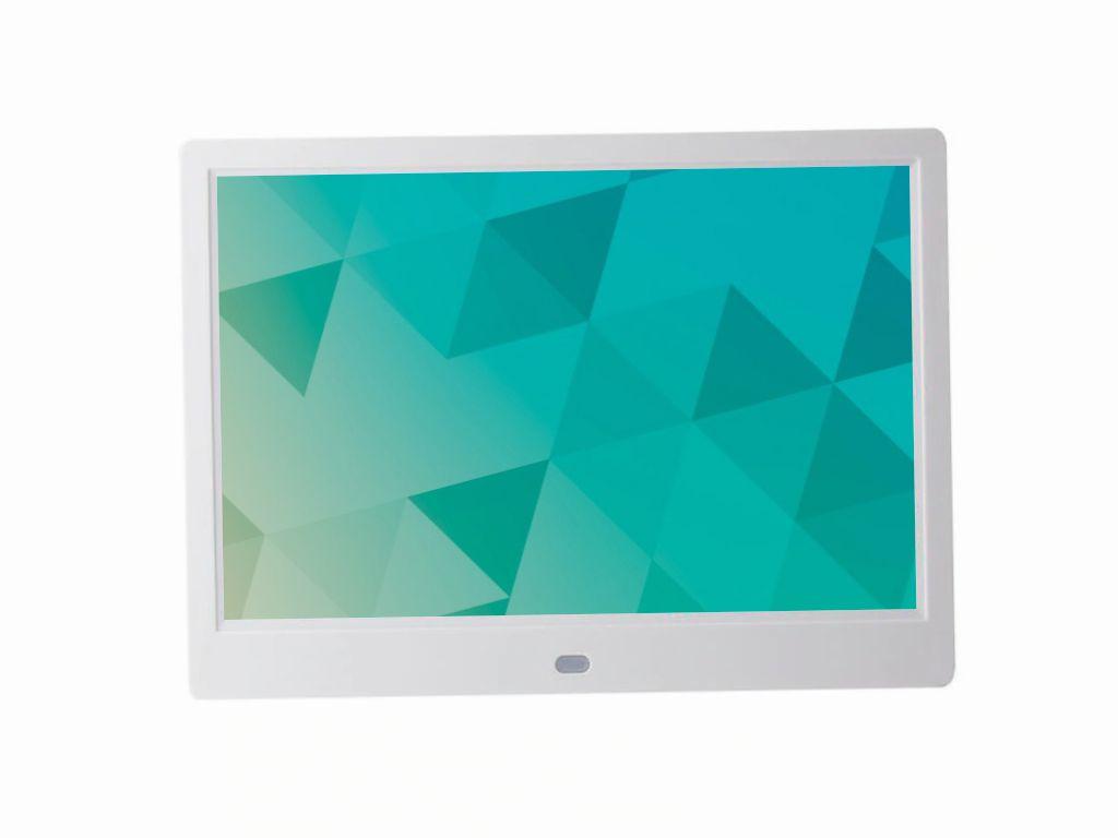 """Digital information desk  12"""" Digital signage display Dekart DISTART-1201-WHT"""