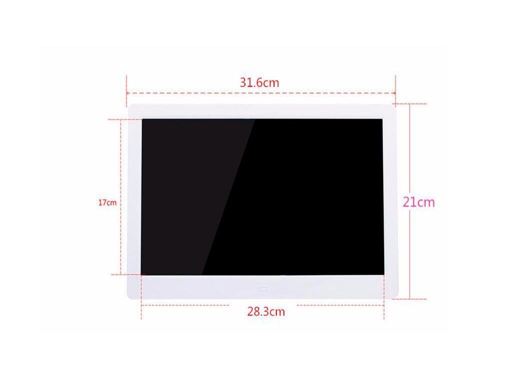 Lcd led screen Dekart DISTART-1331-WHT