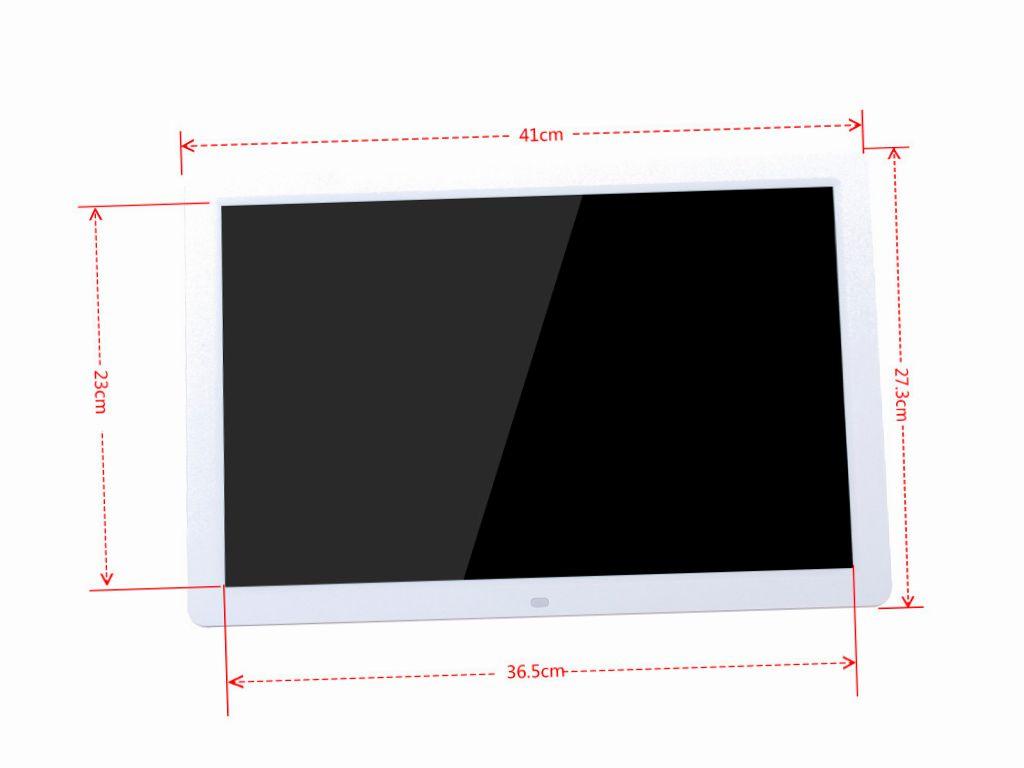 "Advertising led displays  18.5"" Digital signage display Dekart DISTART-1851-WHT"